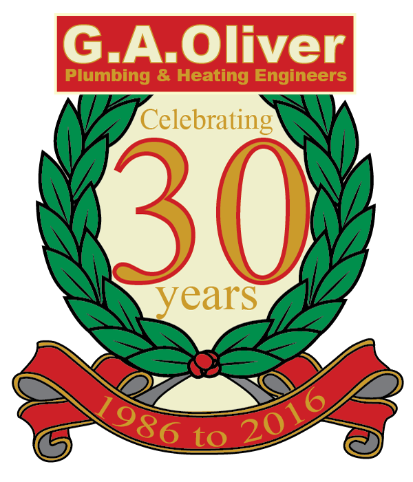 G A Oliver - Plumbing & Heating Engineers 30 years